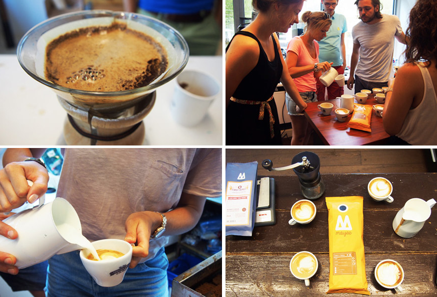 Moyee Coffee - Barista Workshop - Daily Cappuccino - Lifestyle Blog