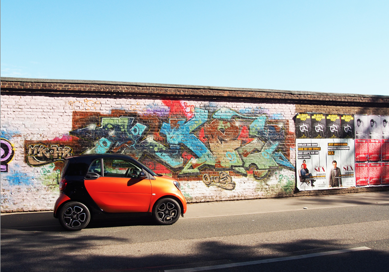 Smart Forfour Twinamic - Daily Cappuccino - Lifestyle Blog