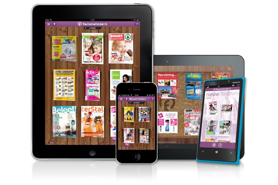 reclamefolder app - daily cappuccino - lifestyle blog