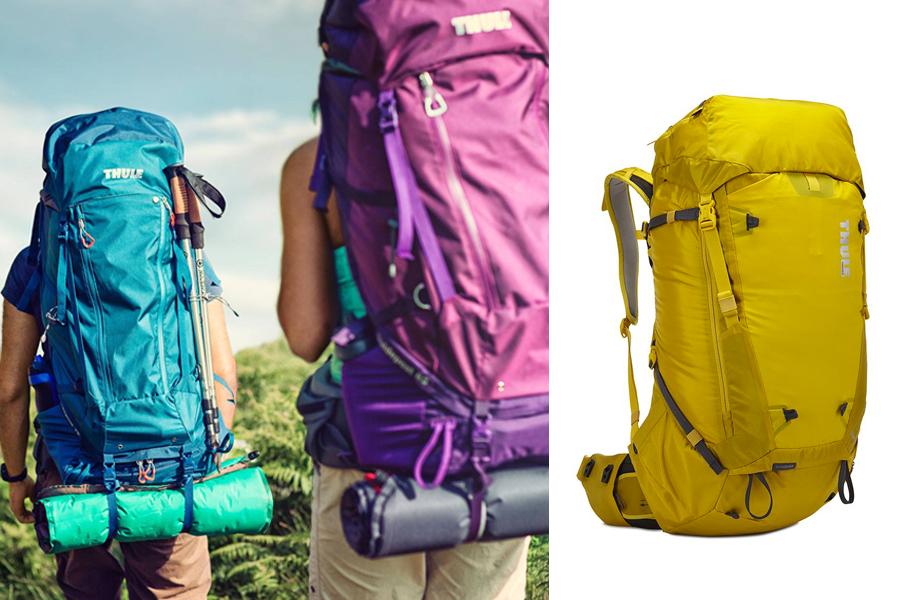Kleurrijk backpacken Thule - Daily Cappuccino - Lifestyle Blog