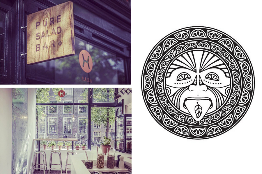 Haka Saladebar Delft - Daily Cappuccino - Lifestyle Blog