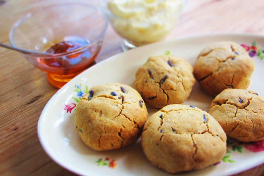 Recept: lavendelscones - Daily Cappuccino - Lifestyle Blog