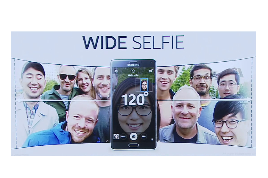wide selfie - samsung - daily cappuccino - lifestyle blog