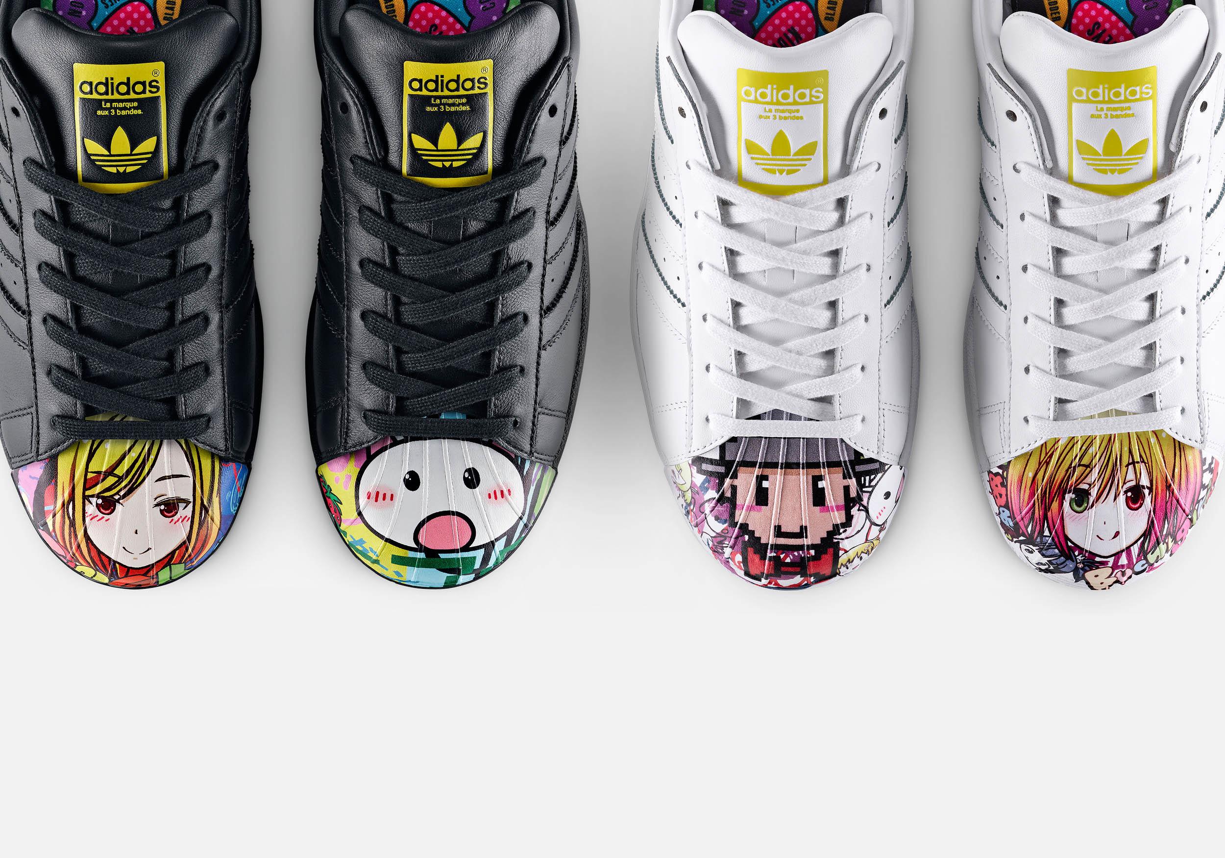 Adidas Supershell Pharrell Williams
