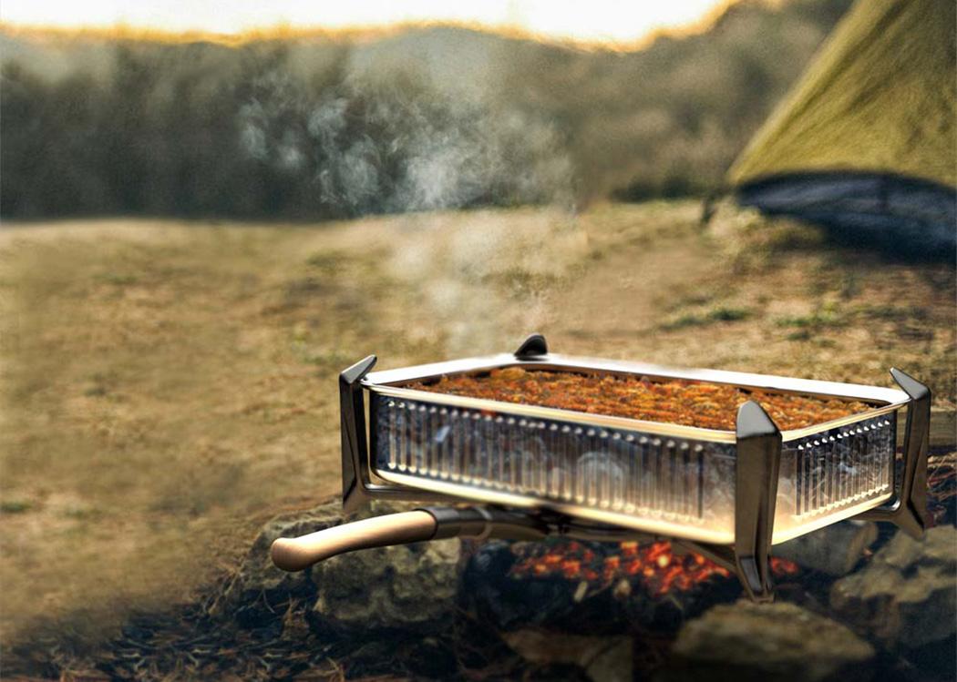 Panfold - Camping kok - Daily Cappuccino - Lifestyle Blog