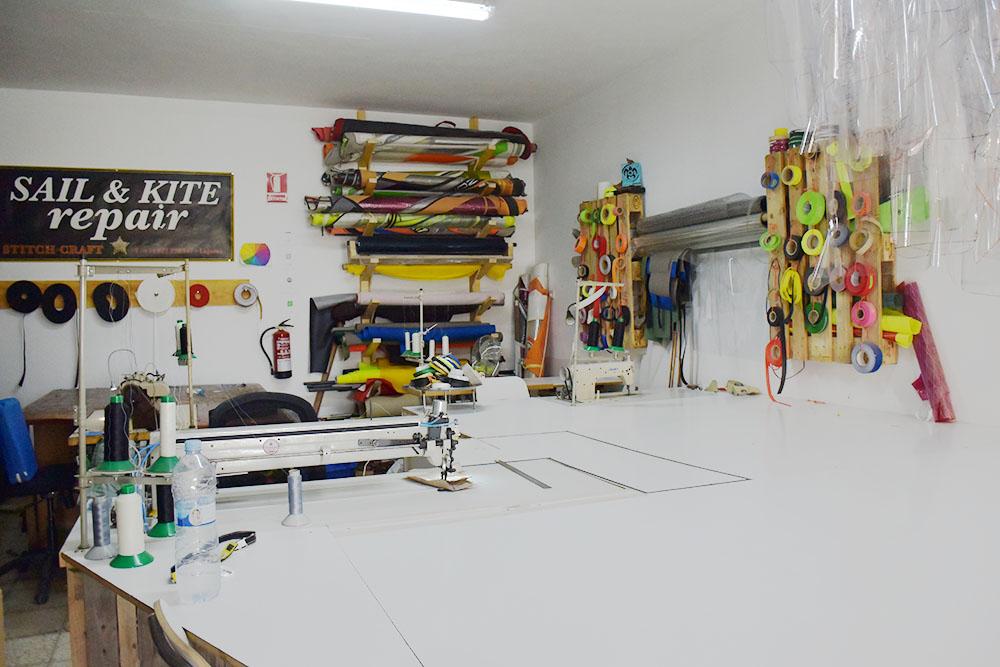 Stitch Craft surf repair shop