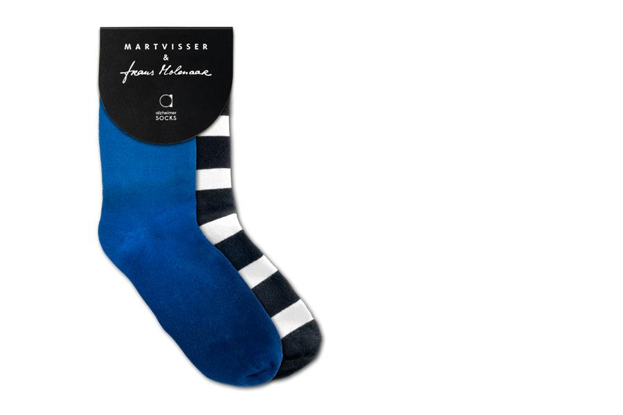 Alzheimer sokken - Daily Cappuccino - Lifestyle Blog