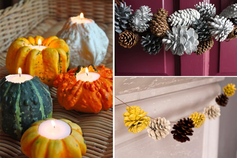 Leuke herfst decoratie ideeën voor in de tuin lifestyle