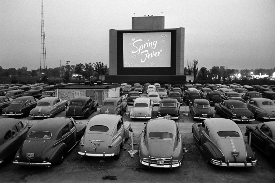 Drive-in bioscoop Driving North - Daily Cappuccino - Lifestyle Blog