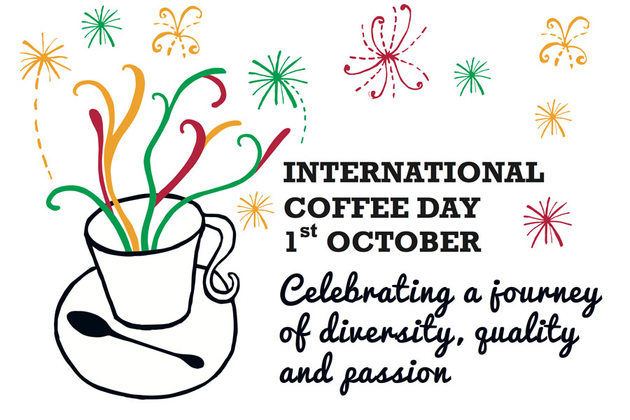 International coffee day - daily cappuccino - lifestyle blog