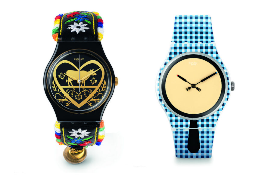 Swatch clocks - Daily Cappuccino - Lifestyle Blog