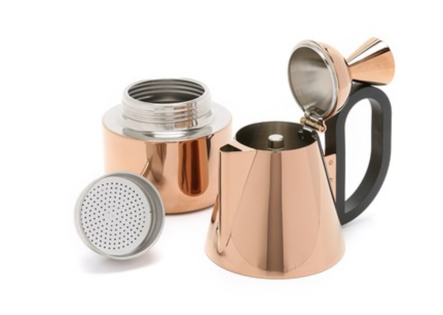 Koffiemaker Tom Dixon - Daily Cappuccino - Lifestyle Blog