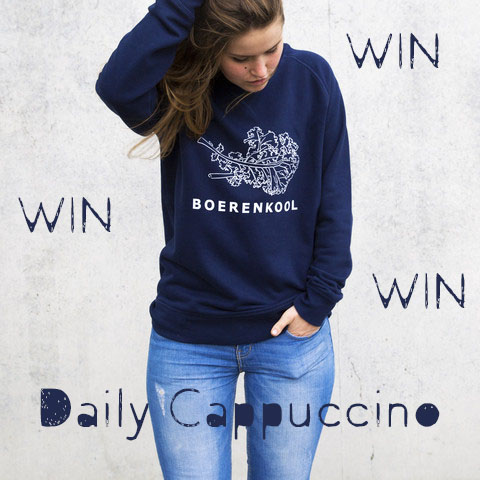 Boerenkool - Daily Cappuccino - Lifestyle Blog