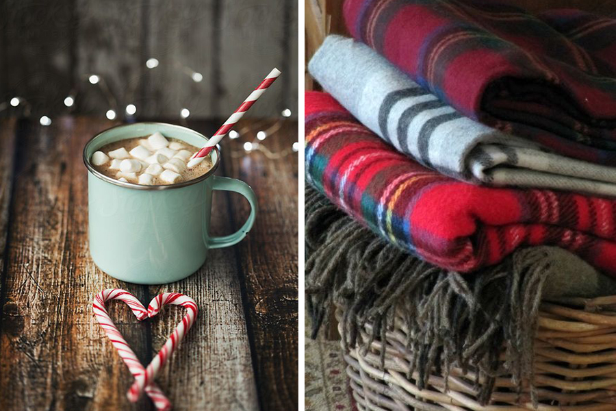 Buiten Kerst - Daily Cappuccino - Lifestyle Blog