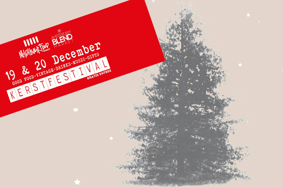 NeighbourFood Kerstfestival - Daily Cappuccino - Lifestyle Blog