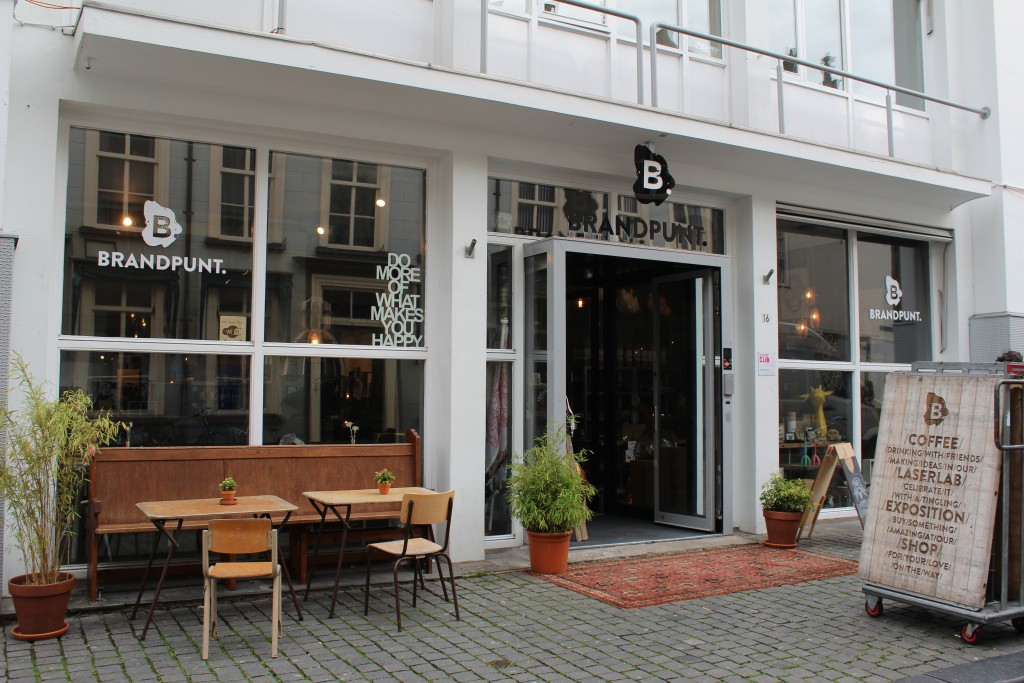 Hotspot Brandpunt in Breda