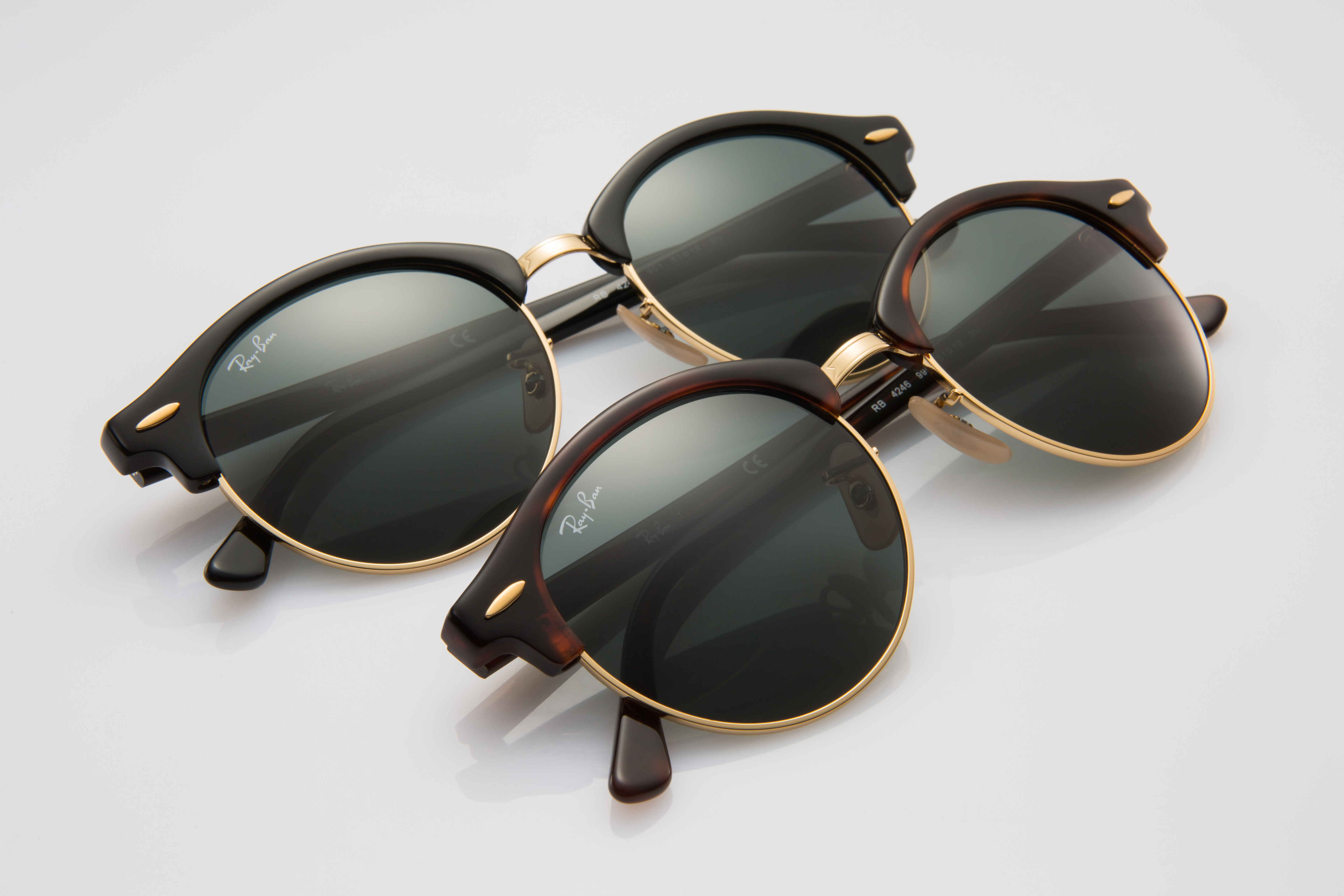 Nieuw icoon: Ray-Ban ClubRound - Daily Cappuccino