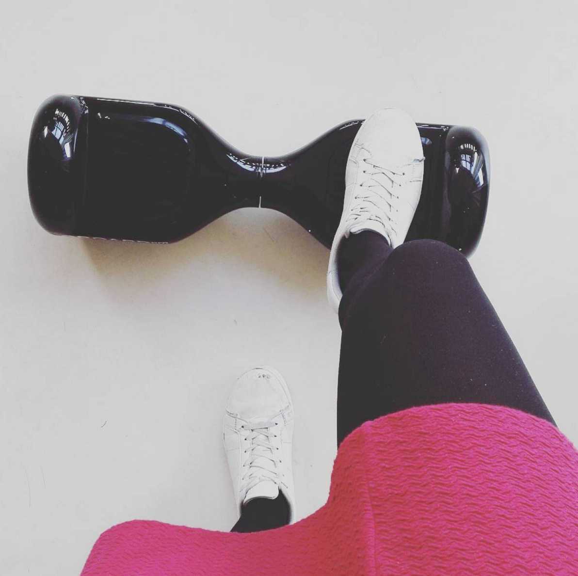 hoverboard - daily cappuccino - lifestyle blog