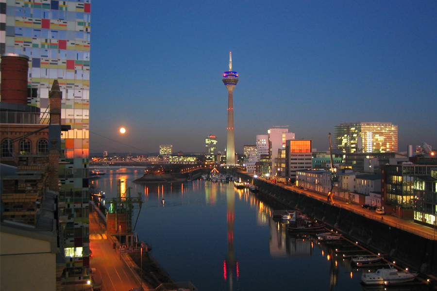 Travel Guide: Dusseldorf - Daily Cappuccino - Lifestyle Blog