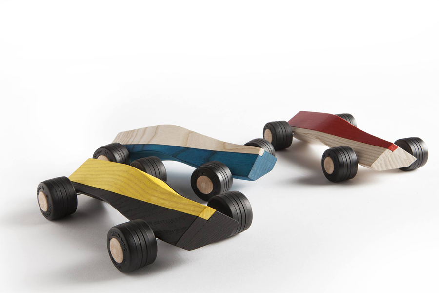 Spliner - Dutch design speelgoedauto - Daily Cappuccino - Lifestyle Blog