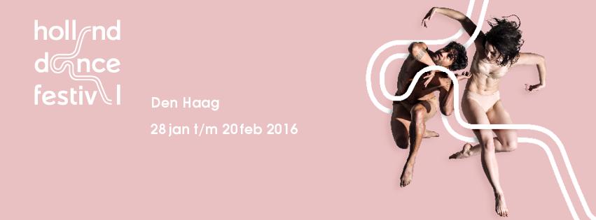 Holland Dance Festival 2016 - Pavement - Stijlmeisje