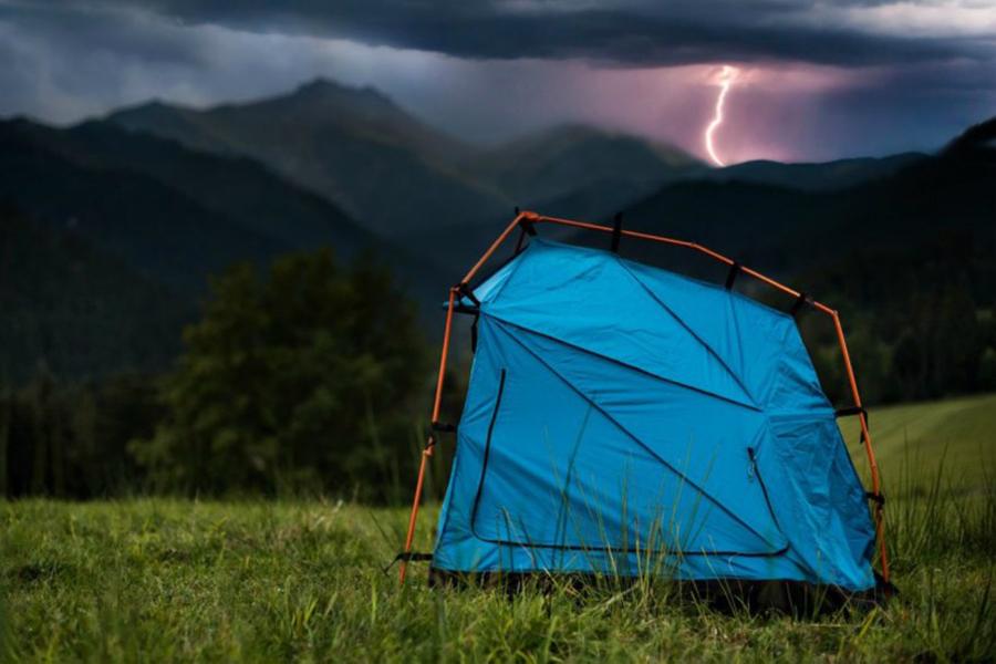 bliksem bolt tent - daily cappuccino - lifestyle blog