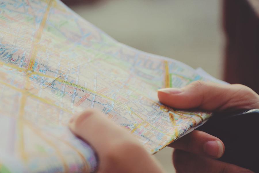 Toeristen weg kwijt raken - Daily Cappuccino - Lifestyle Blog