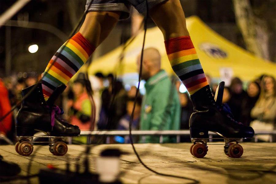 Rollerdisco - Daily Cappuccino - Lifestyle Blog