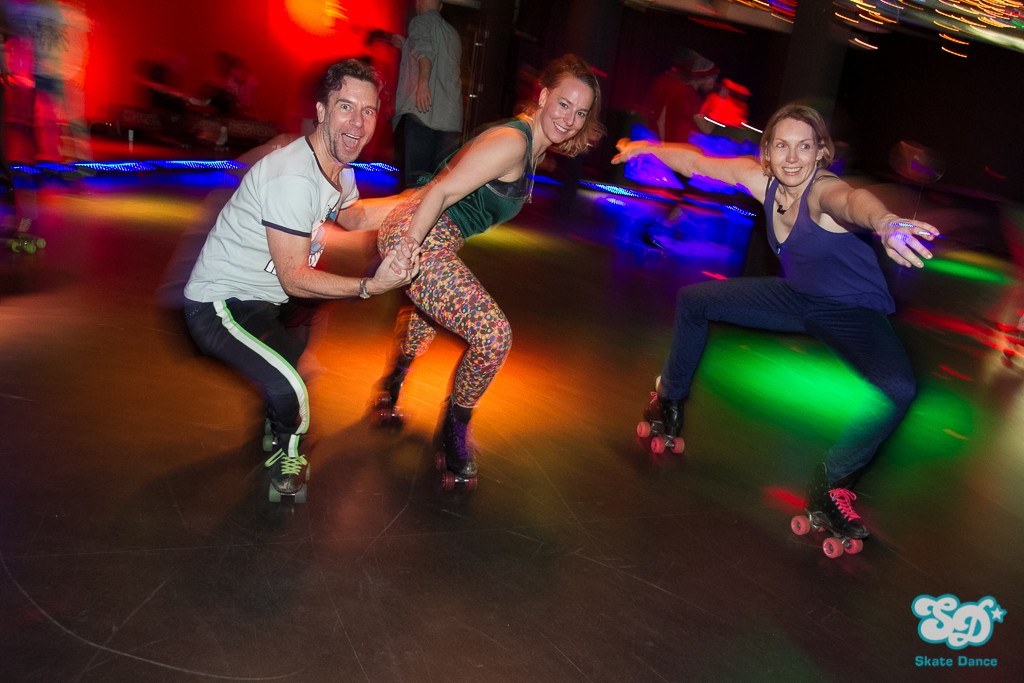 Rollerdisco - Daily Cappuccino - Lifestyle Blog