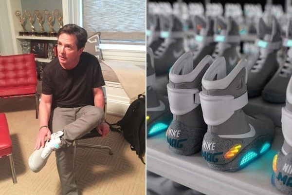 Nike zelfstrikkende schoen - Daily Cappuccino - Lifestyle Blog