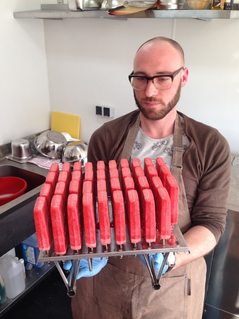 Popsiclebar Ijsmanschap - Daily Cappuccino - Lifestyle Blog