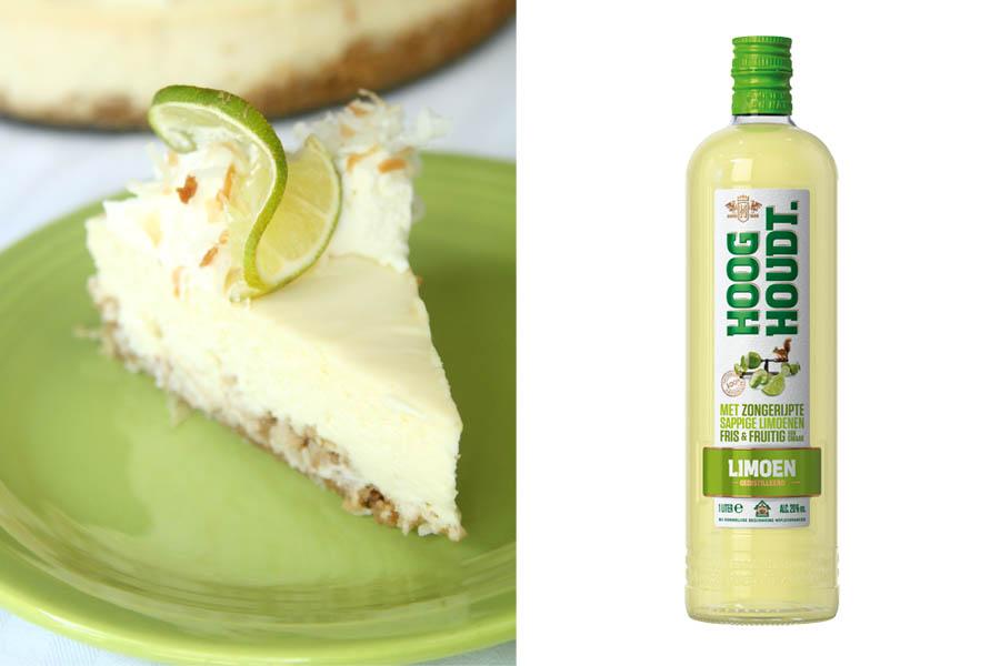 Limoentaart voor volwassenen - Hooghoudt jenever - Daily Cappuccino - Lifestyle Blog