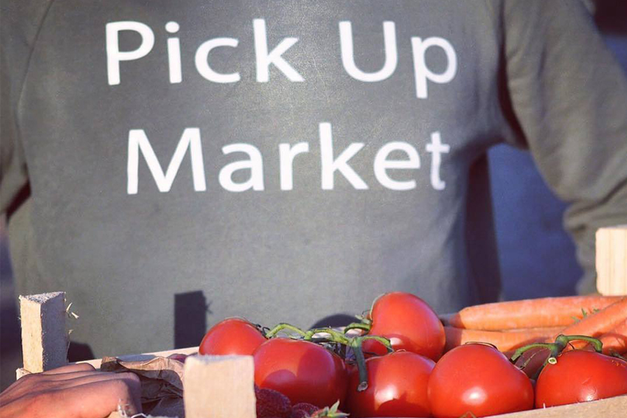 Pick Up Market - Daily Cappuccino - Lifestyle Blog