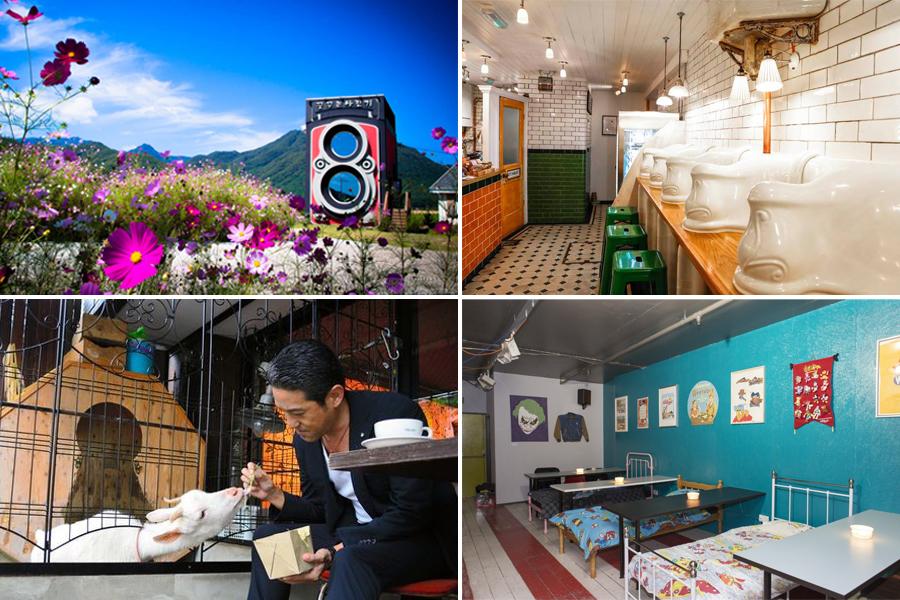 5 x originele koffiebars - Daily Cappuccino - Lifestyle Blog