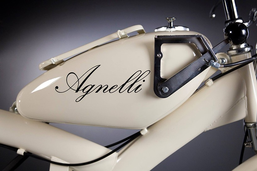 vintage e-bike luca agnelli - daily cappuccino - lifestyle website