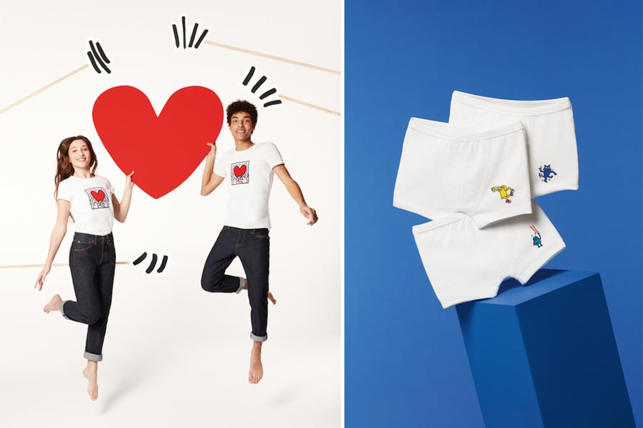 Keith Haring X Petit Bateau - Daily Cappuccino - Lifestyle Blog