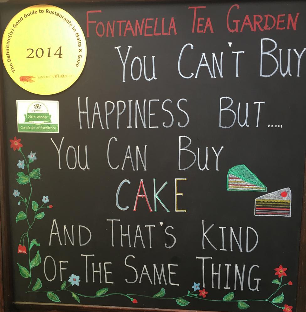 Fontanella's motto 1