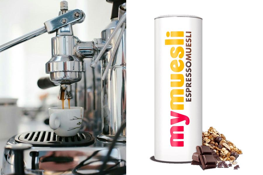 My Muesli espresso - Daily Cappuccino - Lifestyle Blog