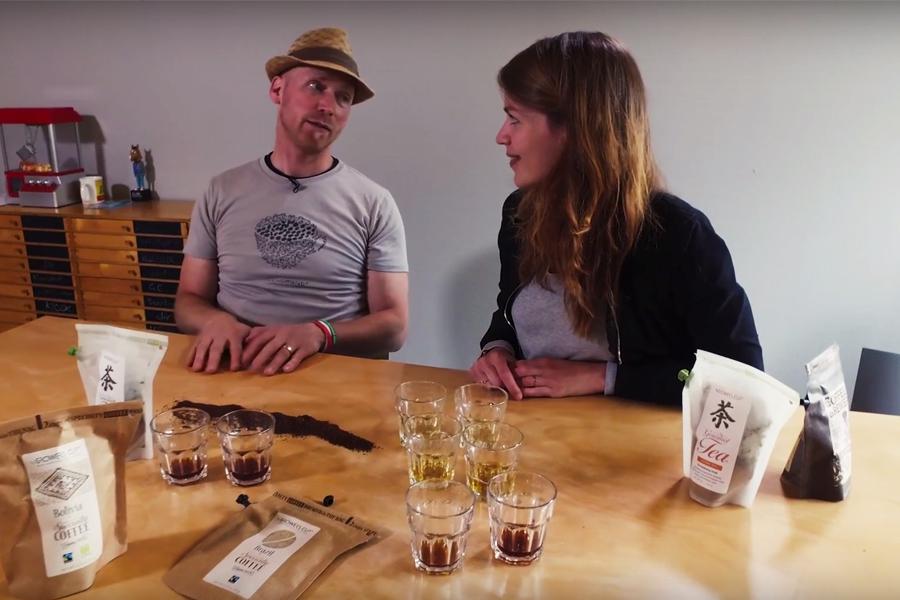Getest: koffie uit een zakje - daily cappuccino - lifestyle blog