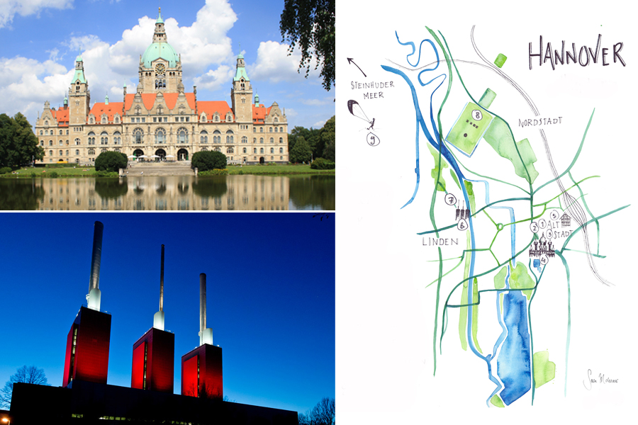 Travel Guide Hannover - Daily Cappuccino - Lifestyle Blog