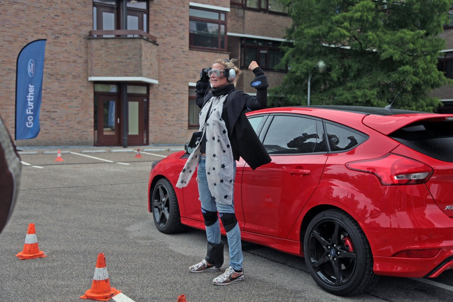 Ford Driving Skills For Life - Dailly Cappuccino - Lifestyle Blog