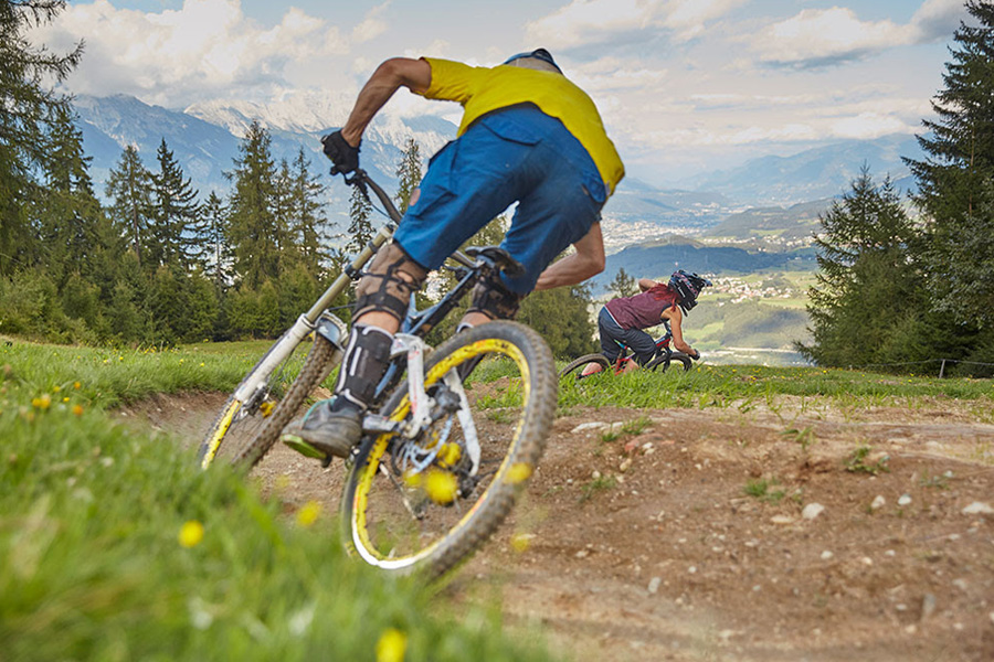 downhill trail innsbruck - daily cappuccino - lifestyle blog