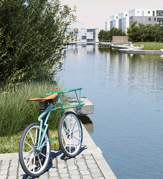 user bike - daily cappuccino - lifestyle blog