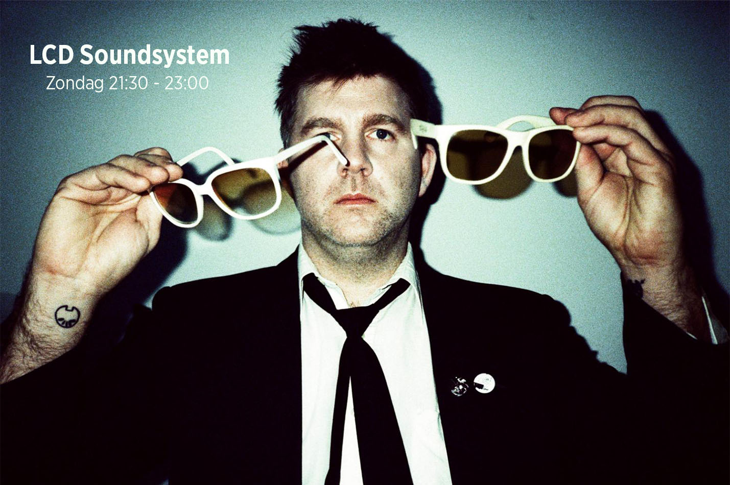 LCD Soundsystem - Lowlands - Deezer - Daily Cappuccino - Lifestyle Blog