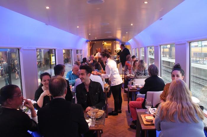Panorama Rail restaurant