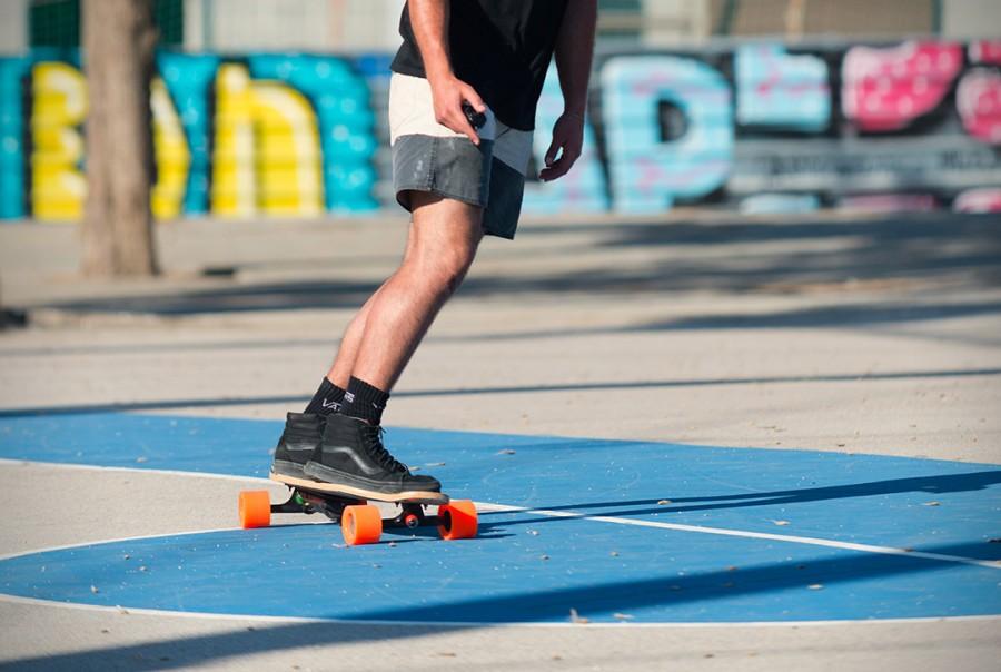 Eon elektrisch skateboard - Daily Cappuccino - Lifestyle Blog