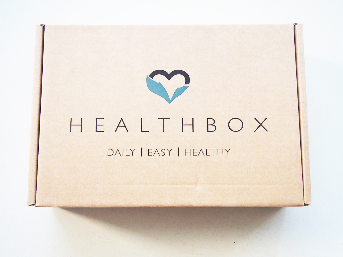 Healthbox - Daily Cappuccino - Lifestyle Blog