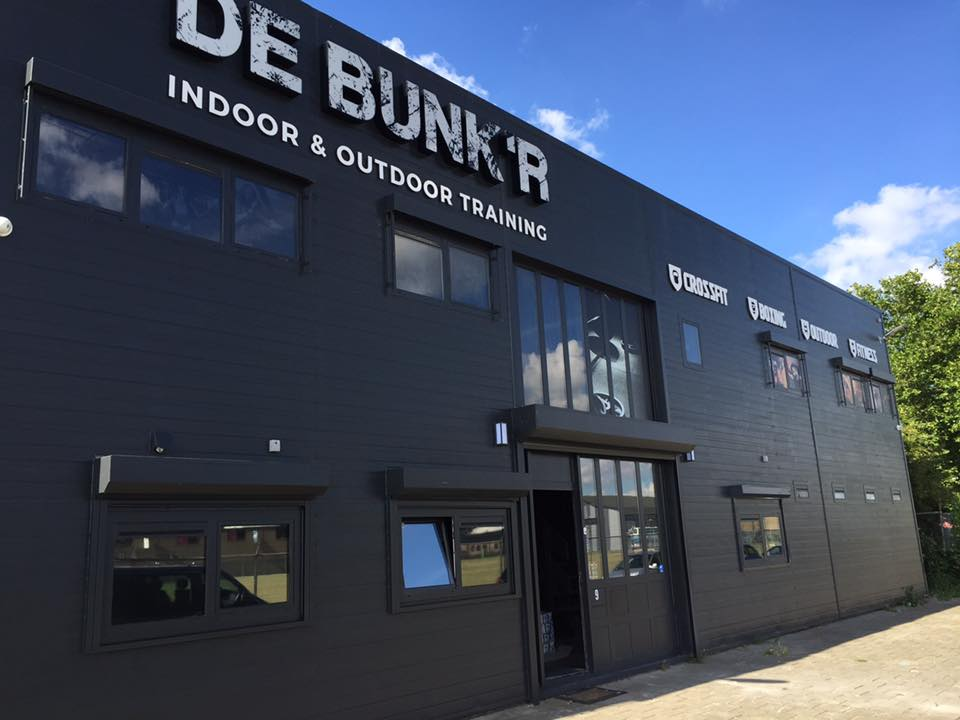 Bloed, zweet en training - Bunk'r Rotterdam - Daily Cappuccino - Lifestyle Blog