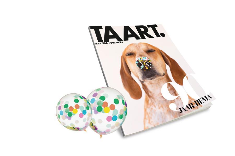 Hema 90 jaar - Taart magazine - Daily Cappuccino - Lifestyle Blog