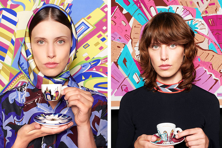 Illy X Emilio Pucci - Daily Cappuccino - Lifestyle Blog